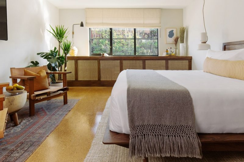 Electric Bowery Transforms a Run-Down Motel in Silver Lake into an On-Trend Getaway